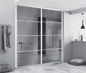 bon plan porte de placard coulissante pas cher. Black Bedroom Furniture Sets. Home Design Ideas